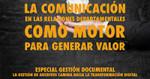GC104 - La comunicación en las relaciones departamentales como motor para generar valor